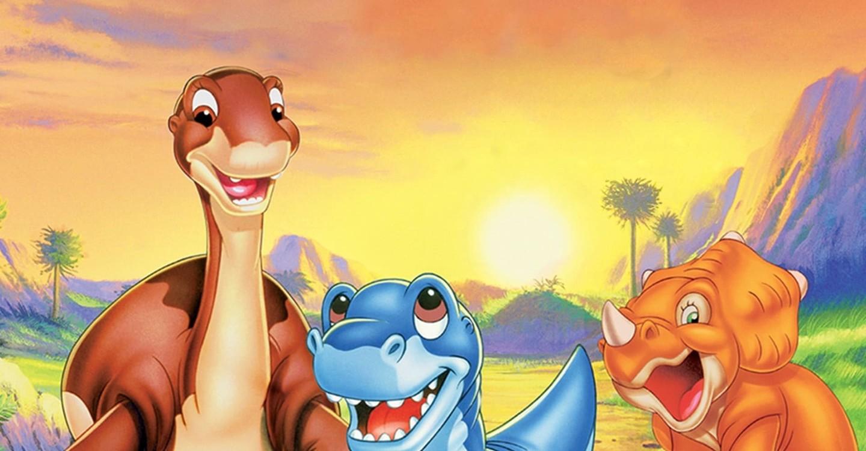 Le Petit Dinosaure 2 : Petit-Pied et son nouvel ami