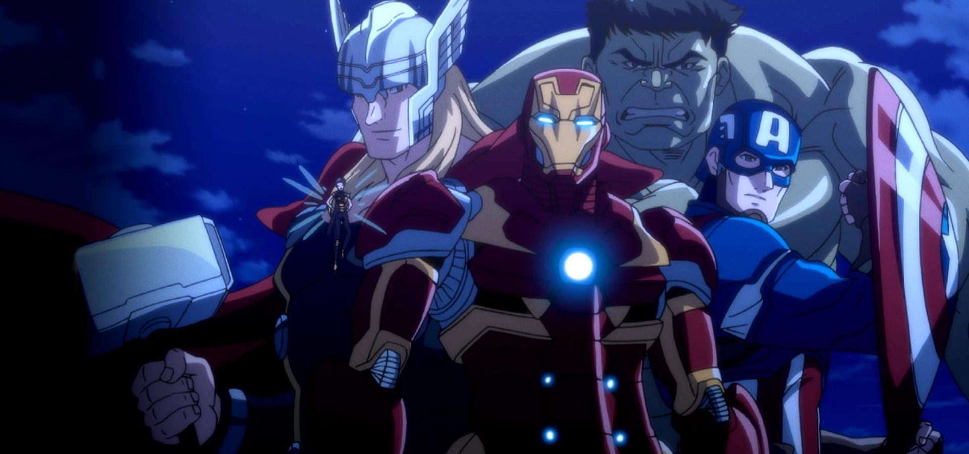 Los Vengadores del futuro de Marvel