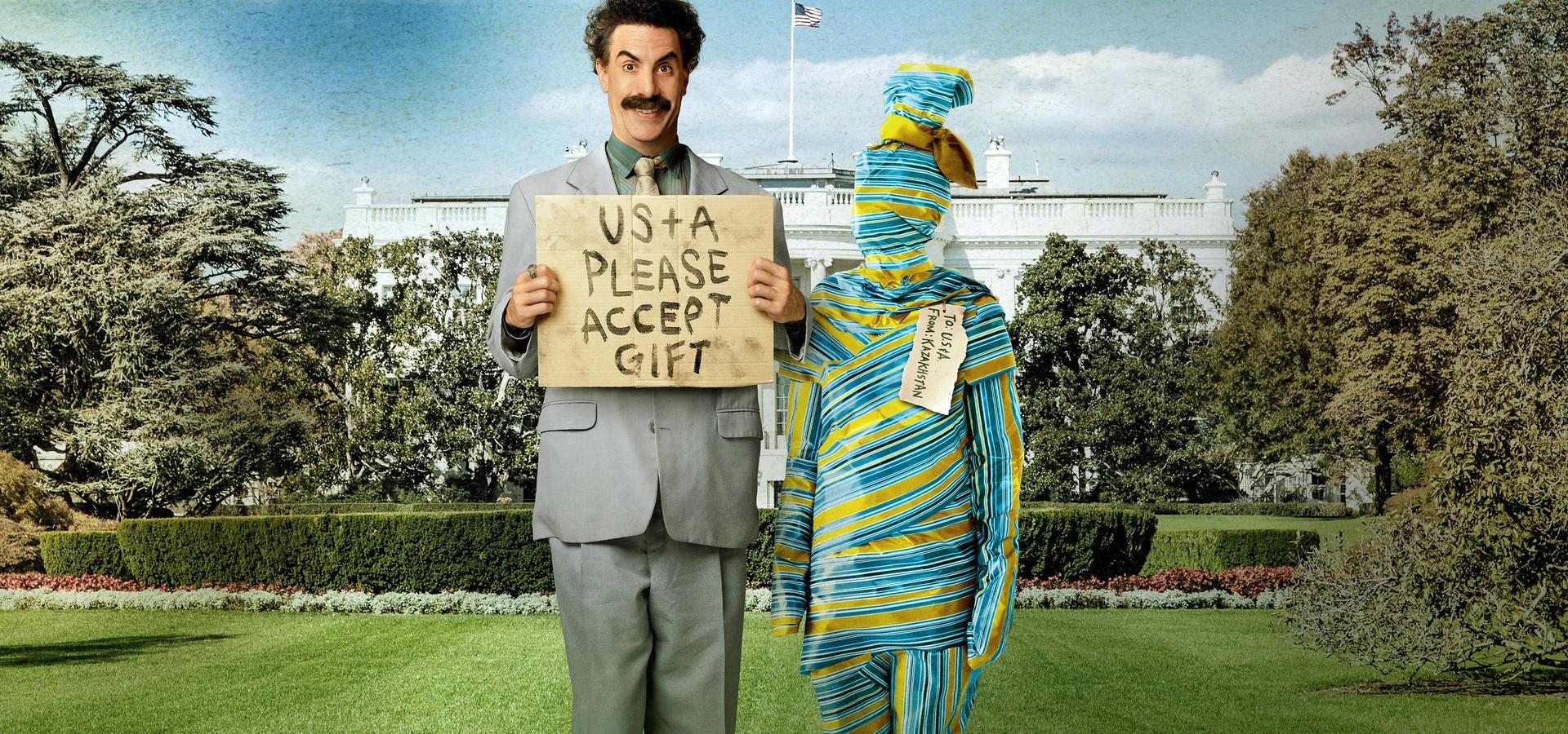 Borat, película film secuela