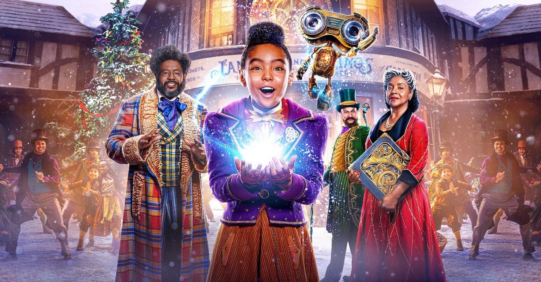 A Jangle család karácsonya