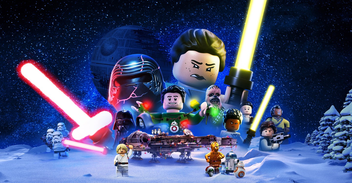 Lego Star Wars Christmas Special