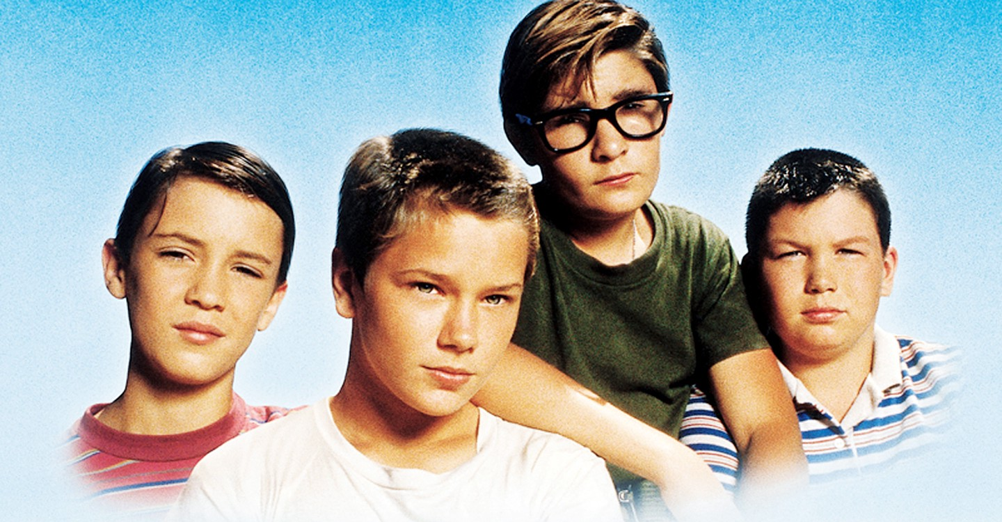 Stand by Me backdrop 1
