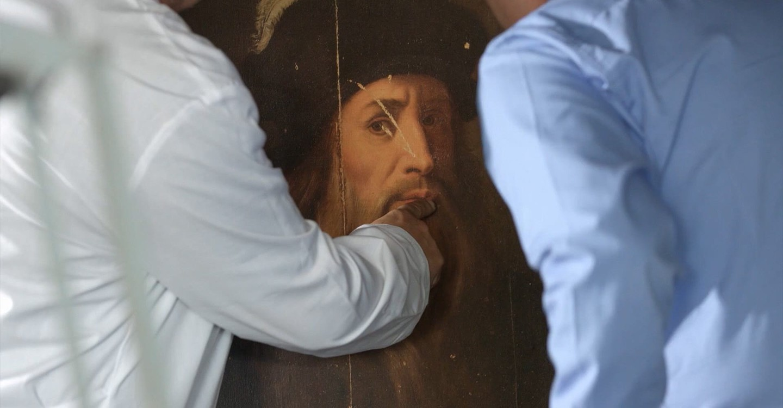 Leonardo: The Mystery of the Lost Portrait