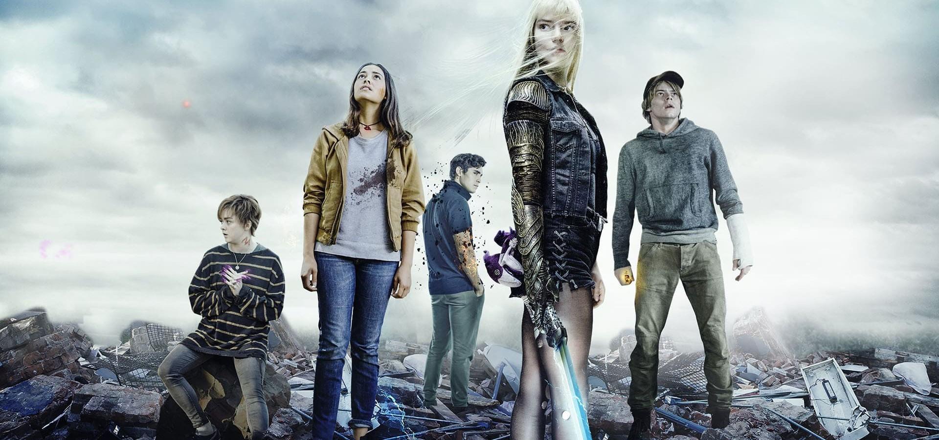 Les Nouveaux Mutants