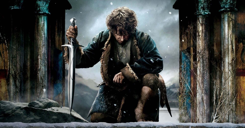 JRR Tolkien's The Hobbit