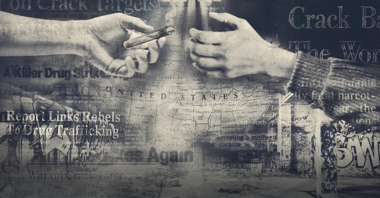 Crack : Cocaïne, corruption et conspiration
