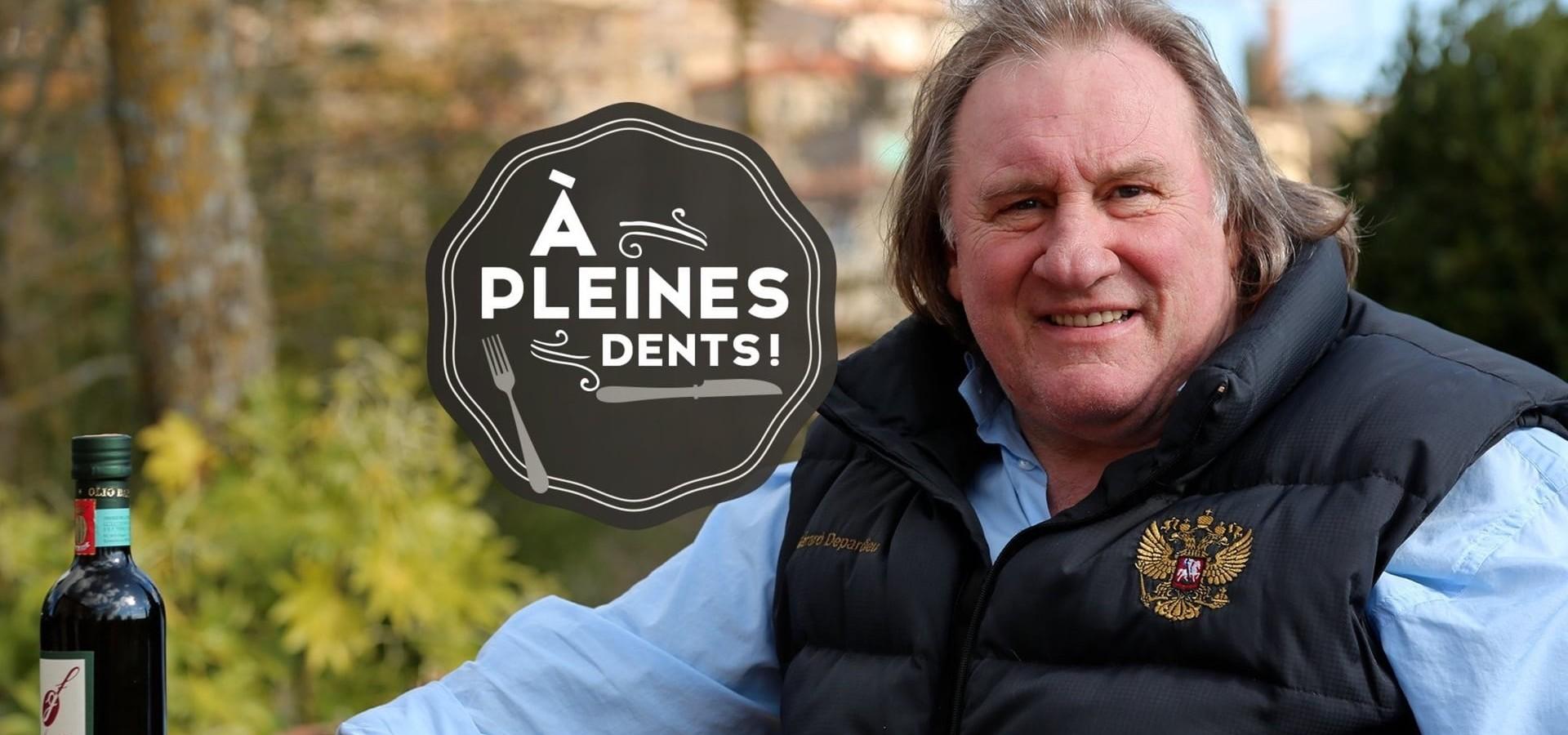 Bon appetit: Gérard Depardieu's Europe