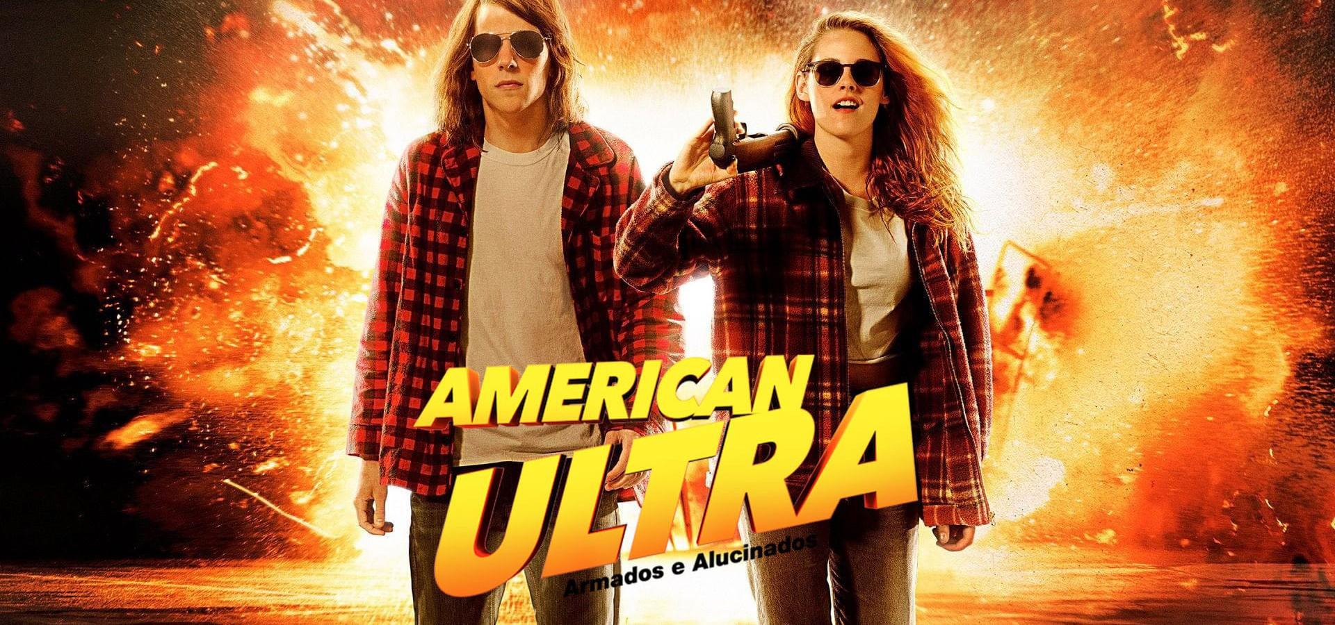 American Ultra: Agentes Improváveis