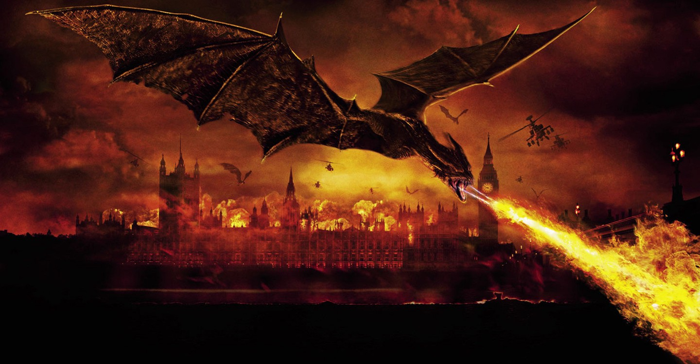 Reign of Fire backdrop 1