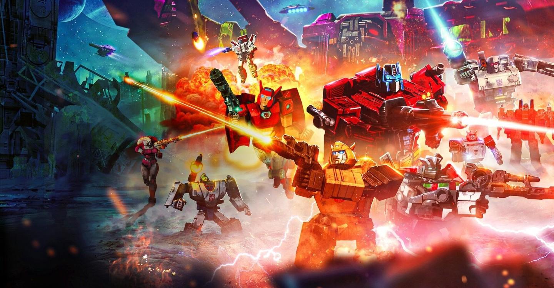 Transformers: War for Cybertron: Earthrise