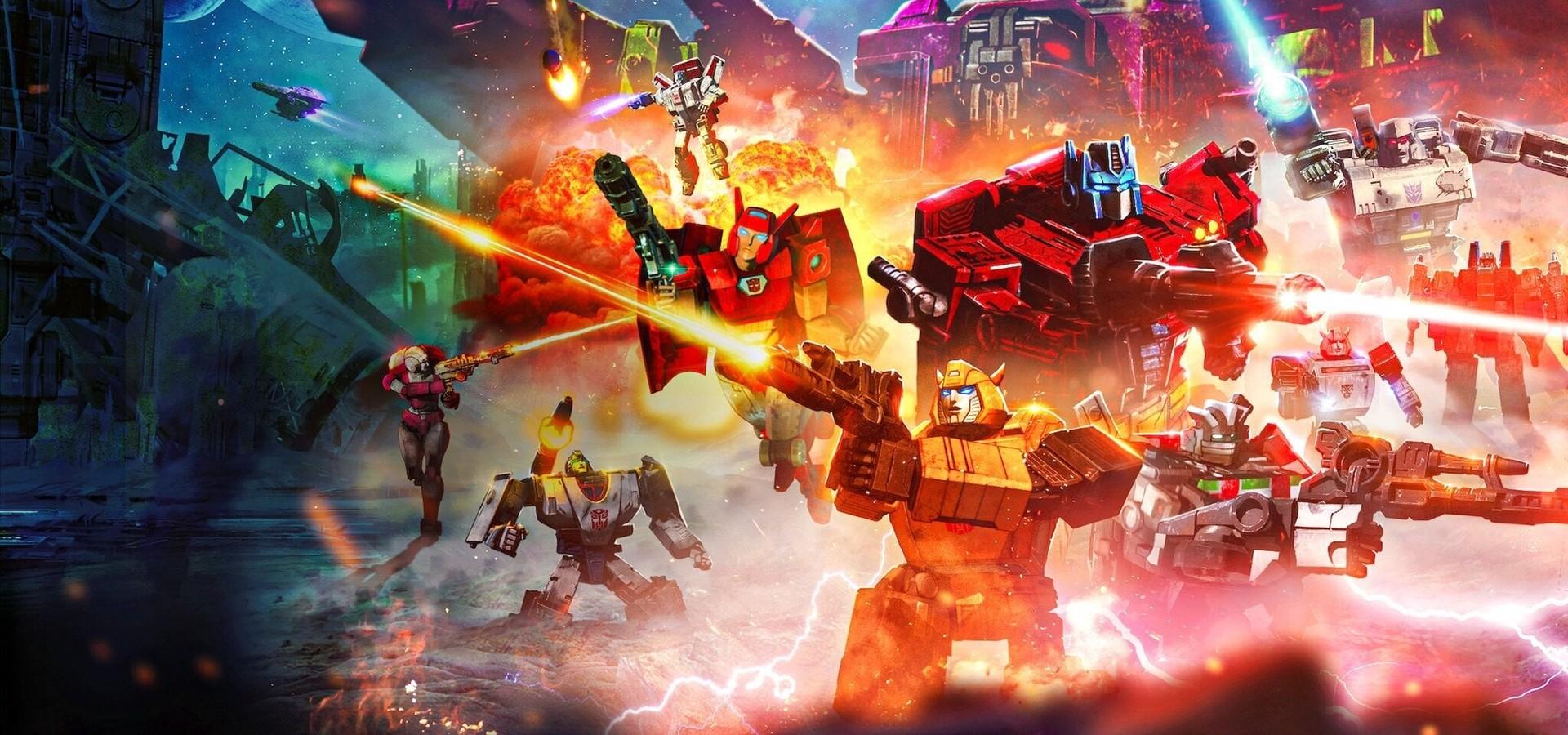 Transformers: La guerra por Cybertron - El amanecer de la Tierra