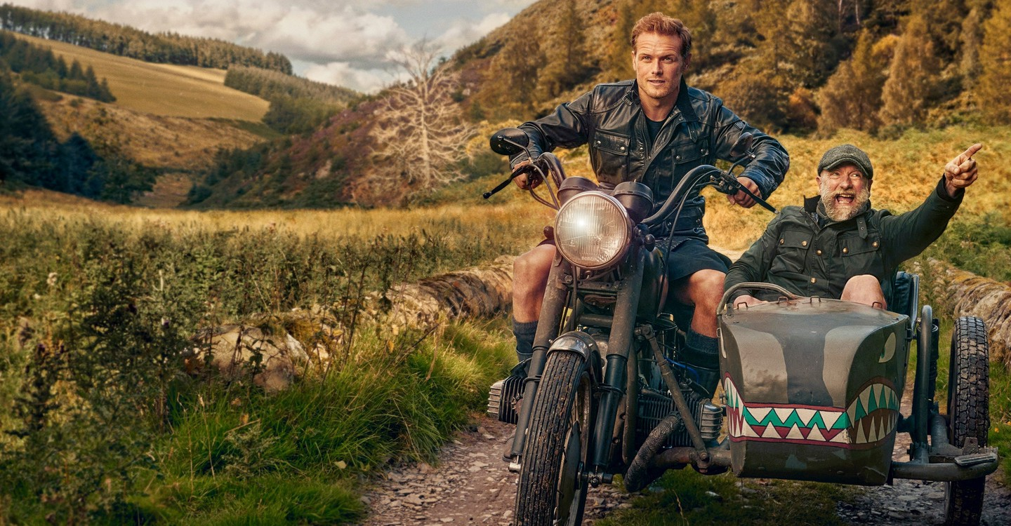 Men in Kilts: A Roadtrip with Sam and Graham