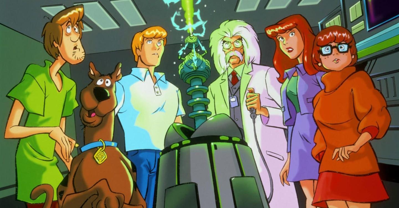 Scooby Doo y la persecución cibernética