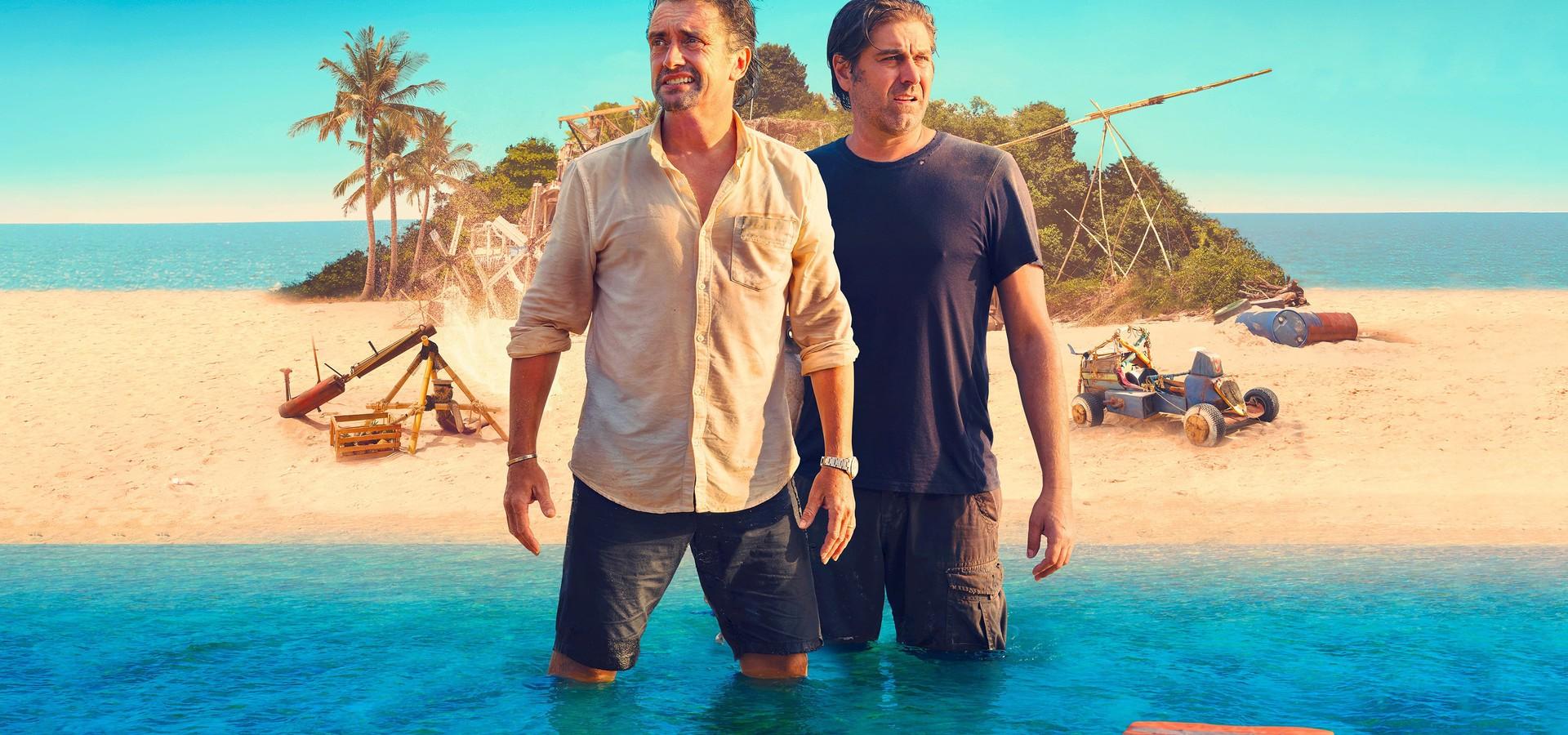 The Great Escapists. Salir de la isla.