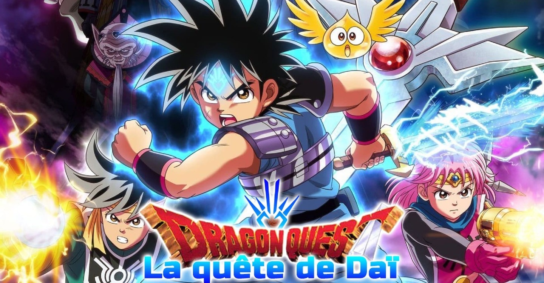 Dragon Quest: La aventura de Dai