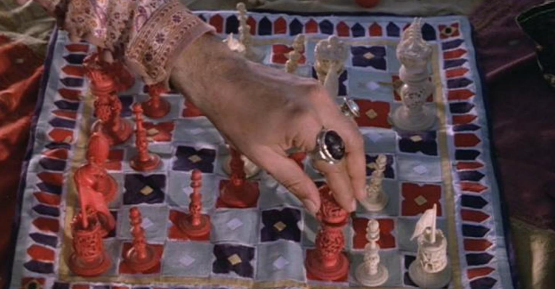 Die Schachspieler