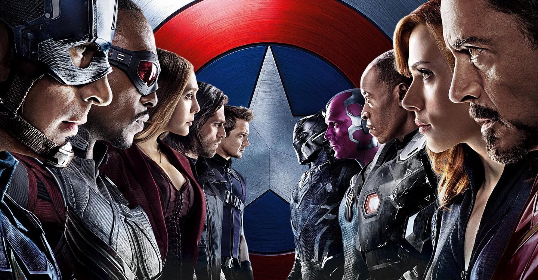 Capitán América: Civil War backdrop 1