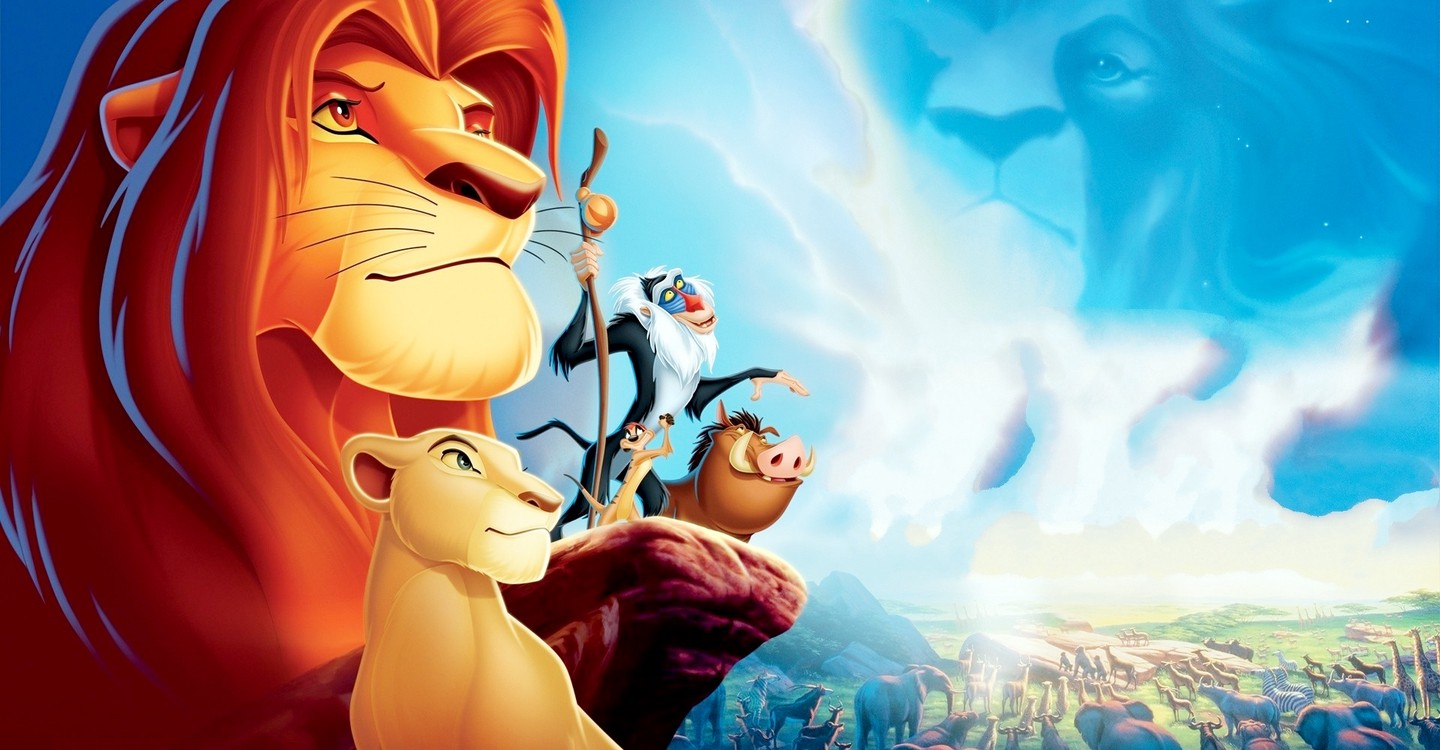The Lion King backdrop 1