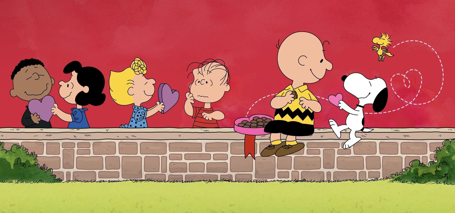 Seja Meu Namorado, Charlie Brown