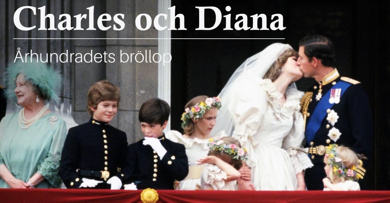Charles & Di: The Truth Behind Their Wedding