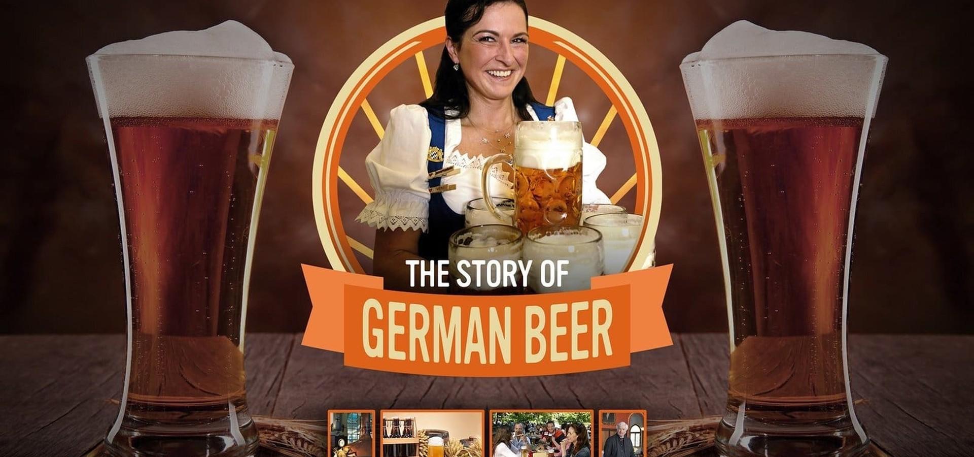 The Story of German Beer