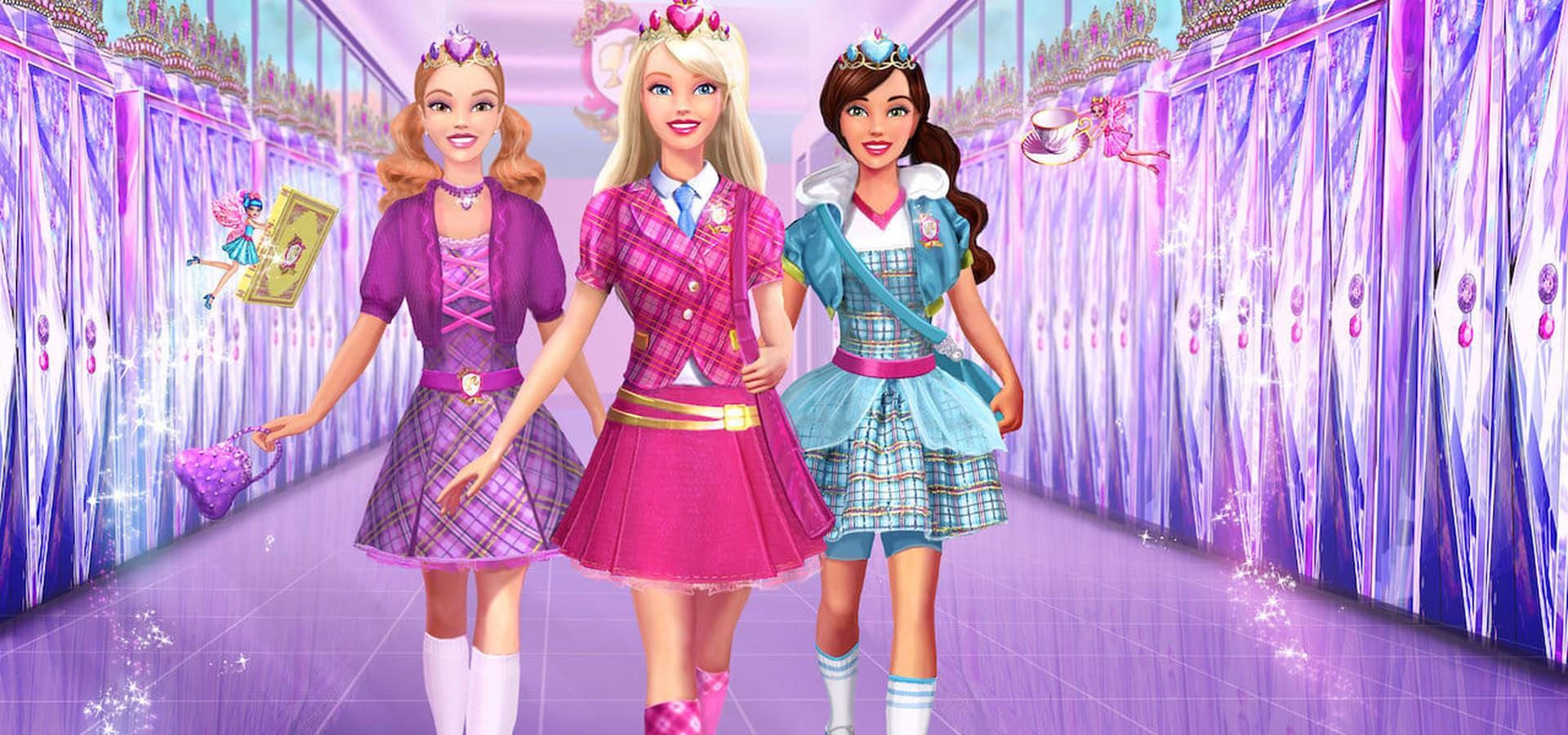 Barbie: Escuela de Princesas