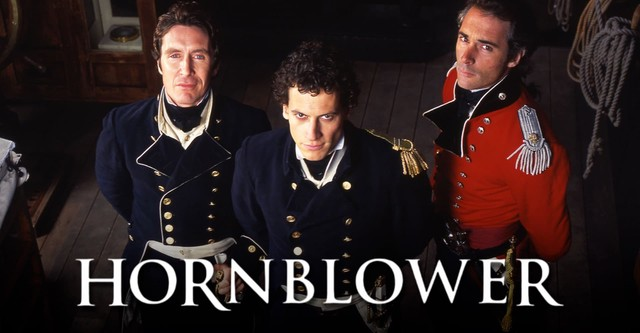 Streamcloud admiral des königs Hornblower des