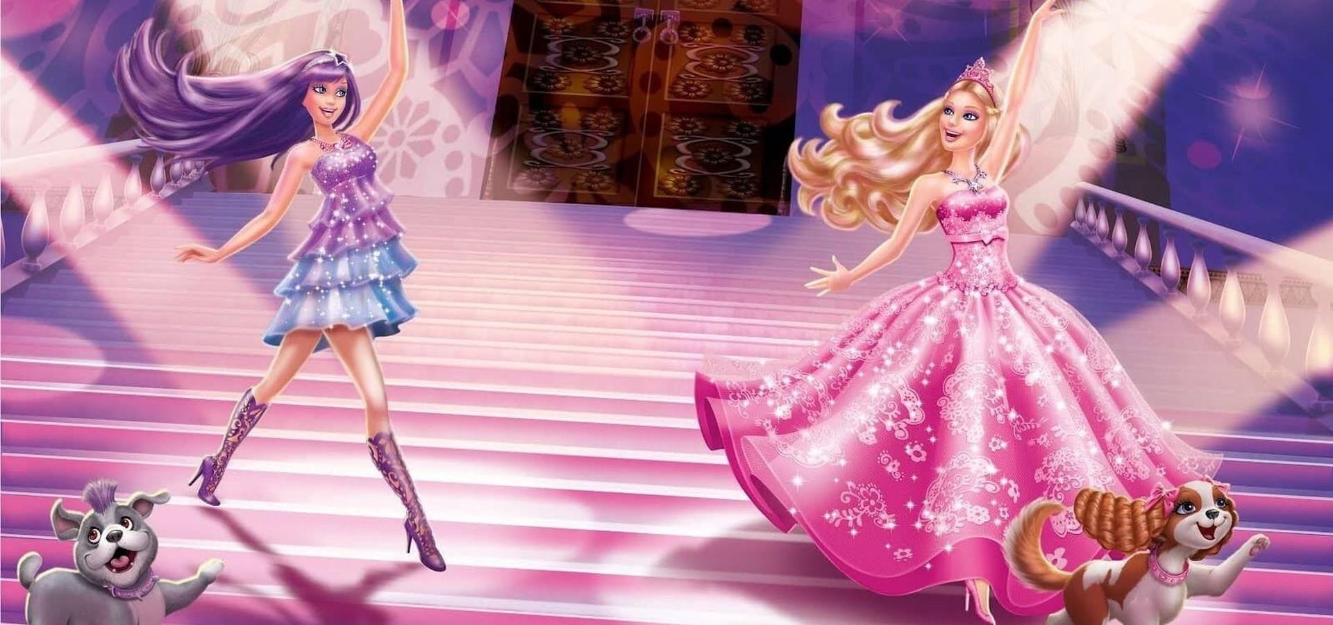 Barbie: La Princesa y la Cantante