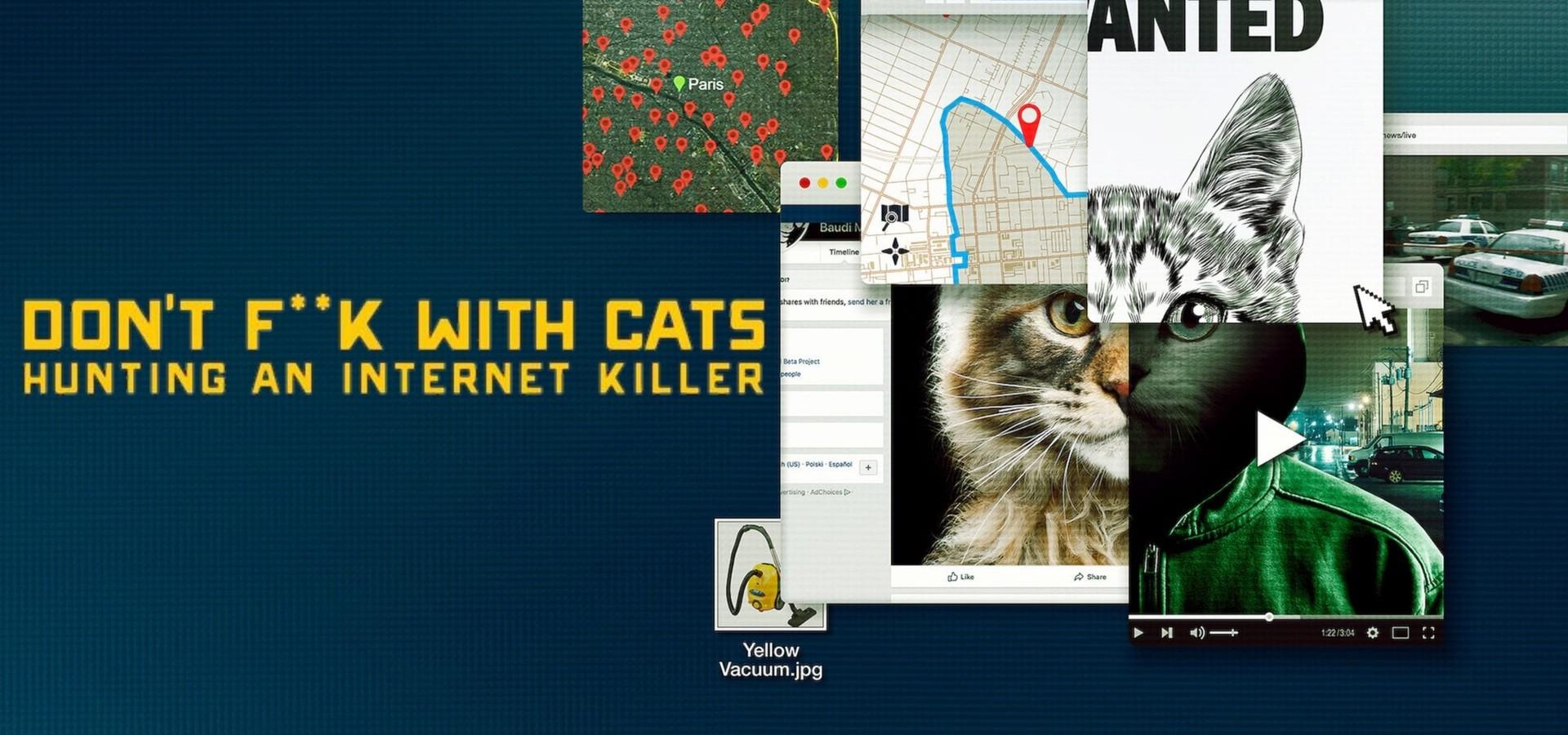 고양이는 건드리지 마라: 인터넷 킬러 사냥