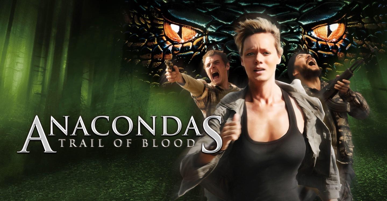 Anacondas - Trail Of Blood