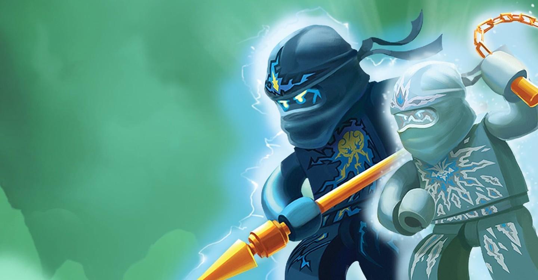 Ninjago - Mistrzowie Spinjitzu