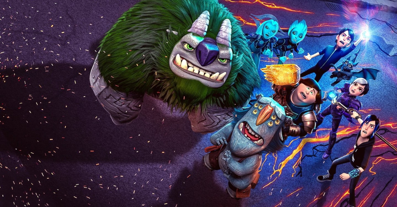 Trollvadászok: A titánok felemelkedése