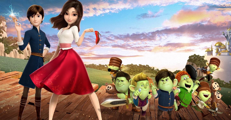 A hercegnő és a hét törpe
