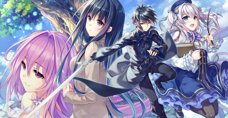 Seirei Gensouki: Spirit Chronicles