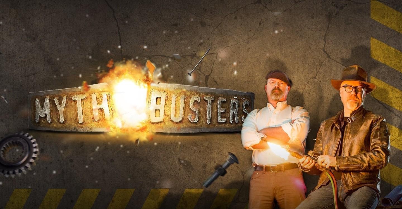 MythBusters - Os Caçadores de Mitos