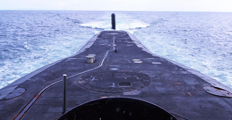 Submarine Life Under the Waves