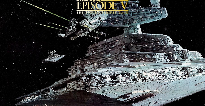 The Empire Strikes Back backdrop 1