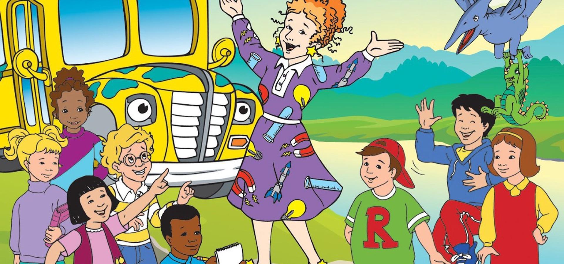 The Magic School Bus