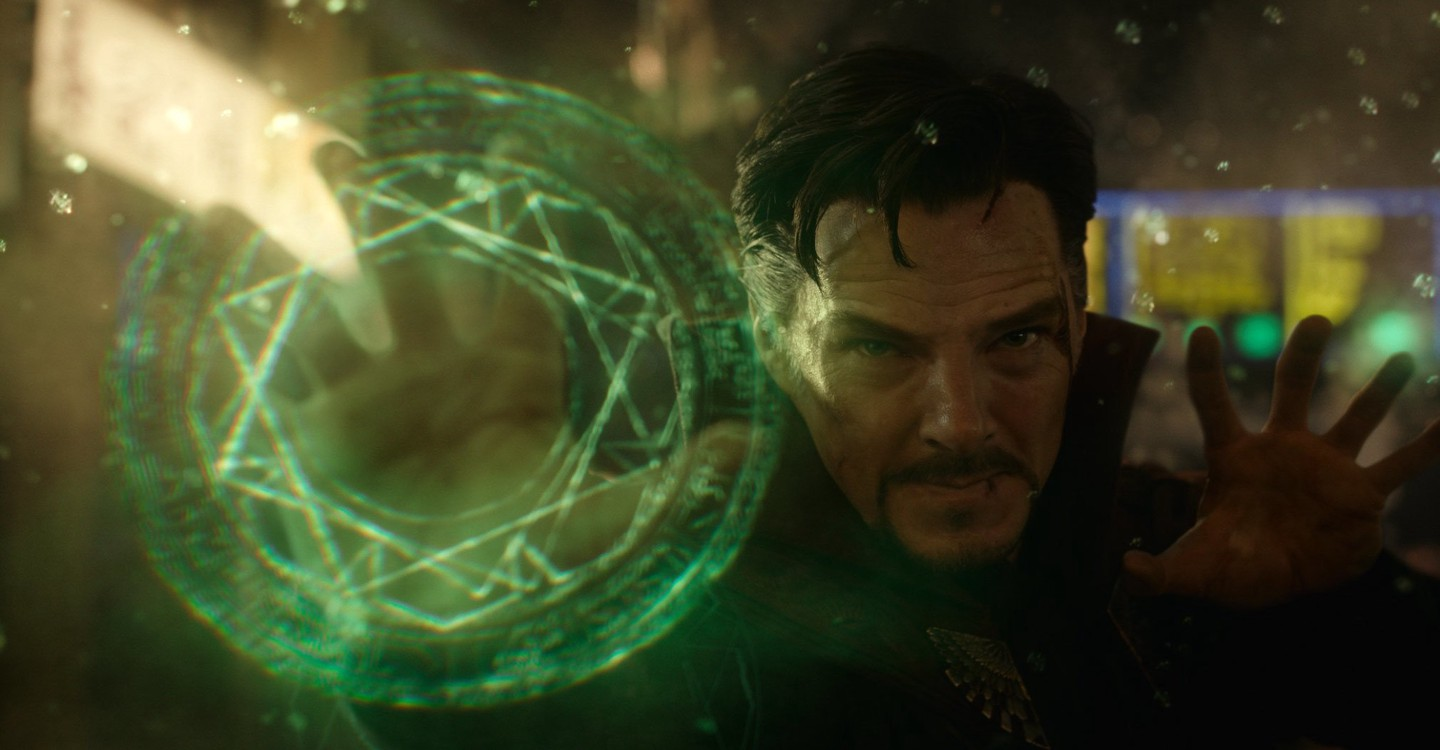 Doctor Strange backdrop 1