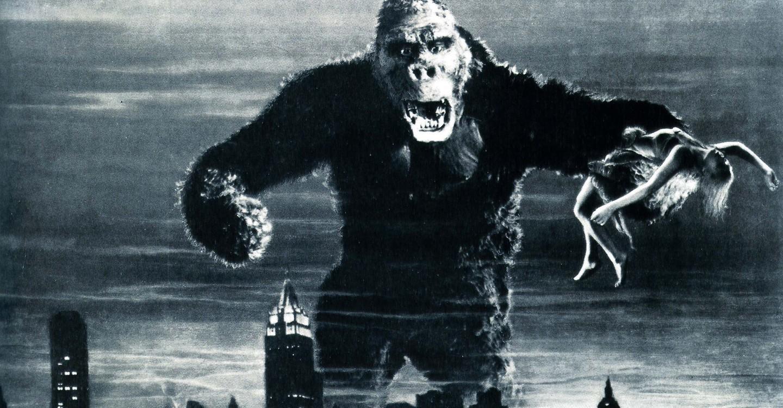 King Kong backdrop 1