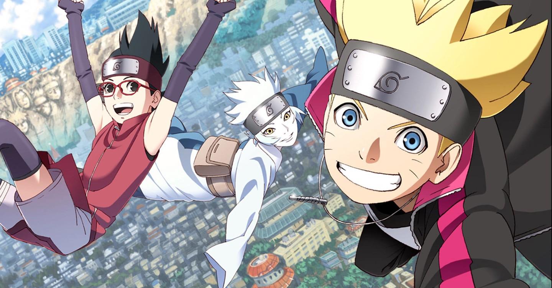 Boruto: Naruto új nemzedék