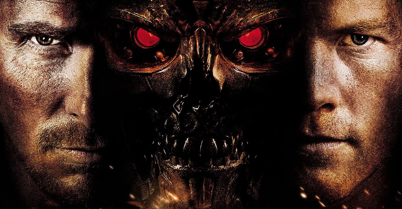 Terminator Salvation backdrop 1