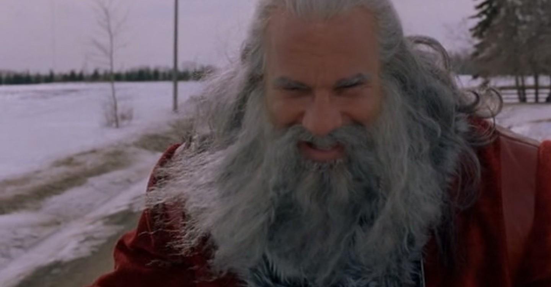 Santa's Slay backdrop 1