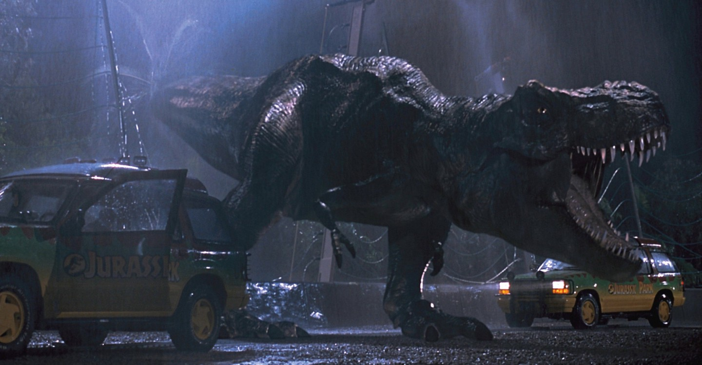 Jurassic Park backdrop 1