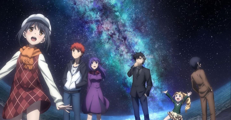 Fate/Kaleid Liner Prisma☆Illya Movie: Vow in the Snow