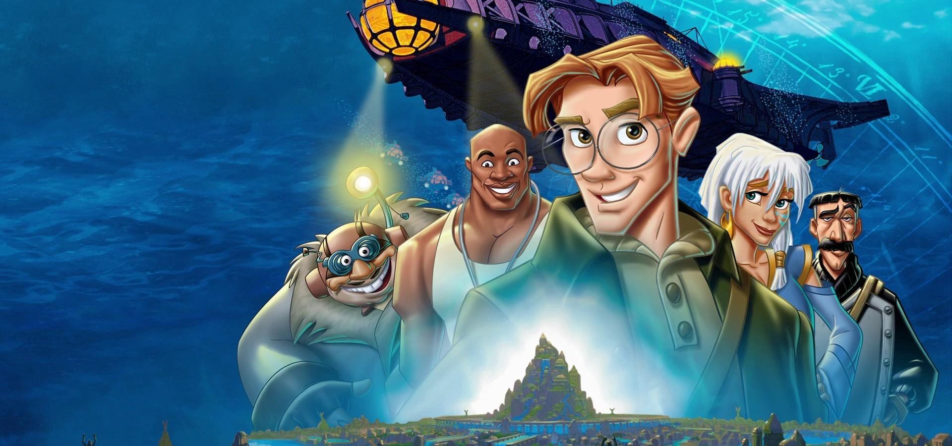 Atlantis - Das Geheimnis der verlorenen Stadt