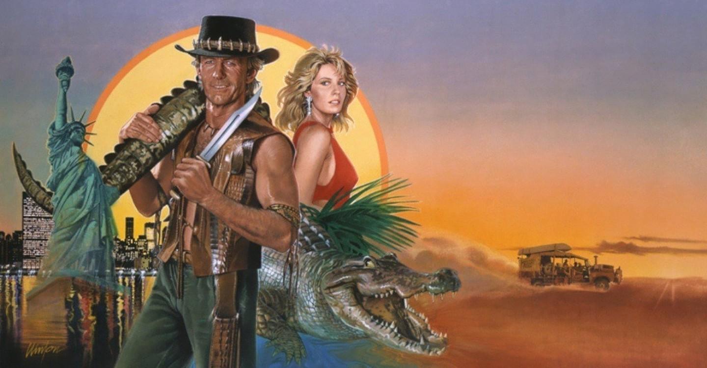 Mr. Crocodile Dundee