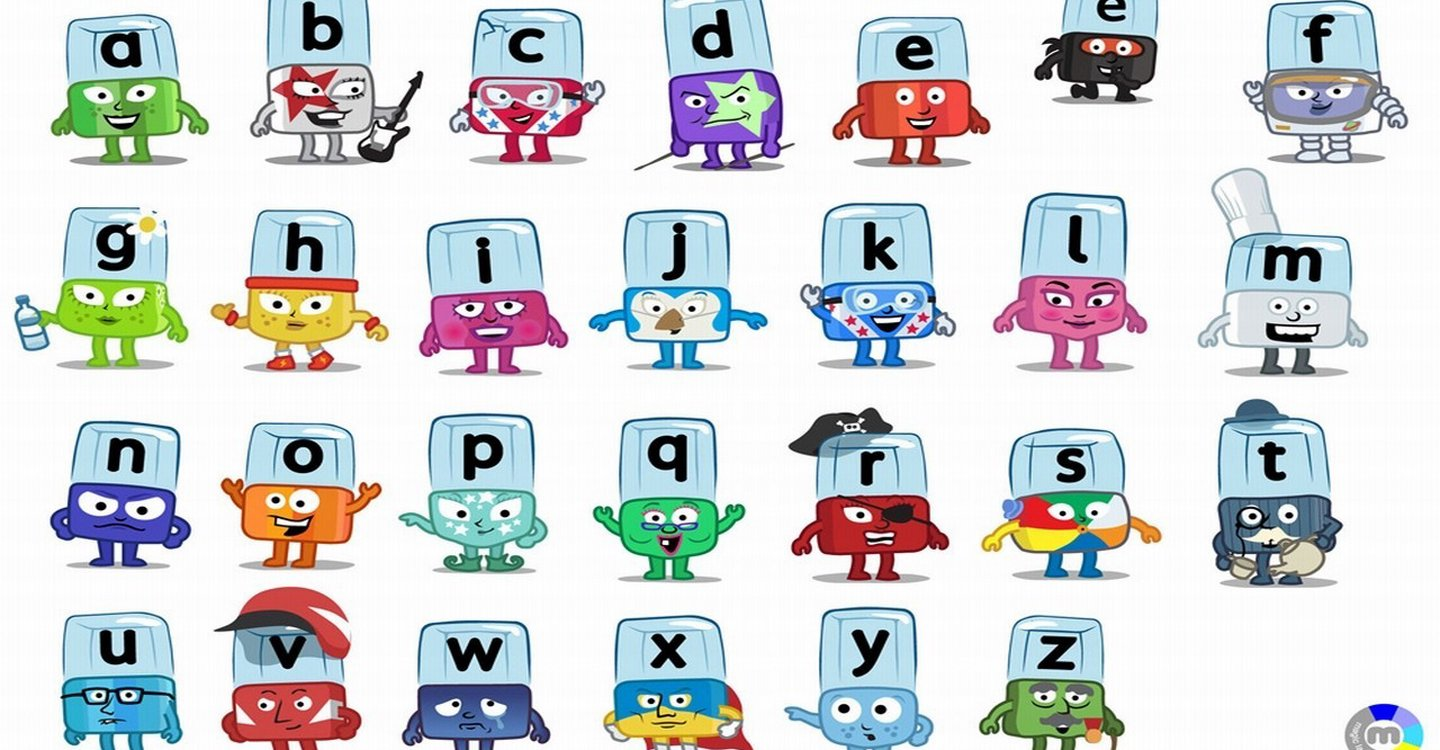 Learn the letter sounds   EnglishLH