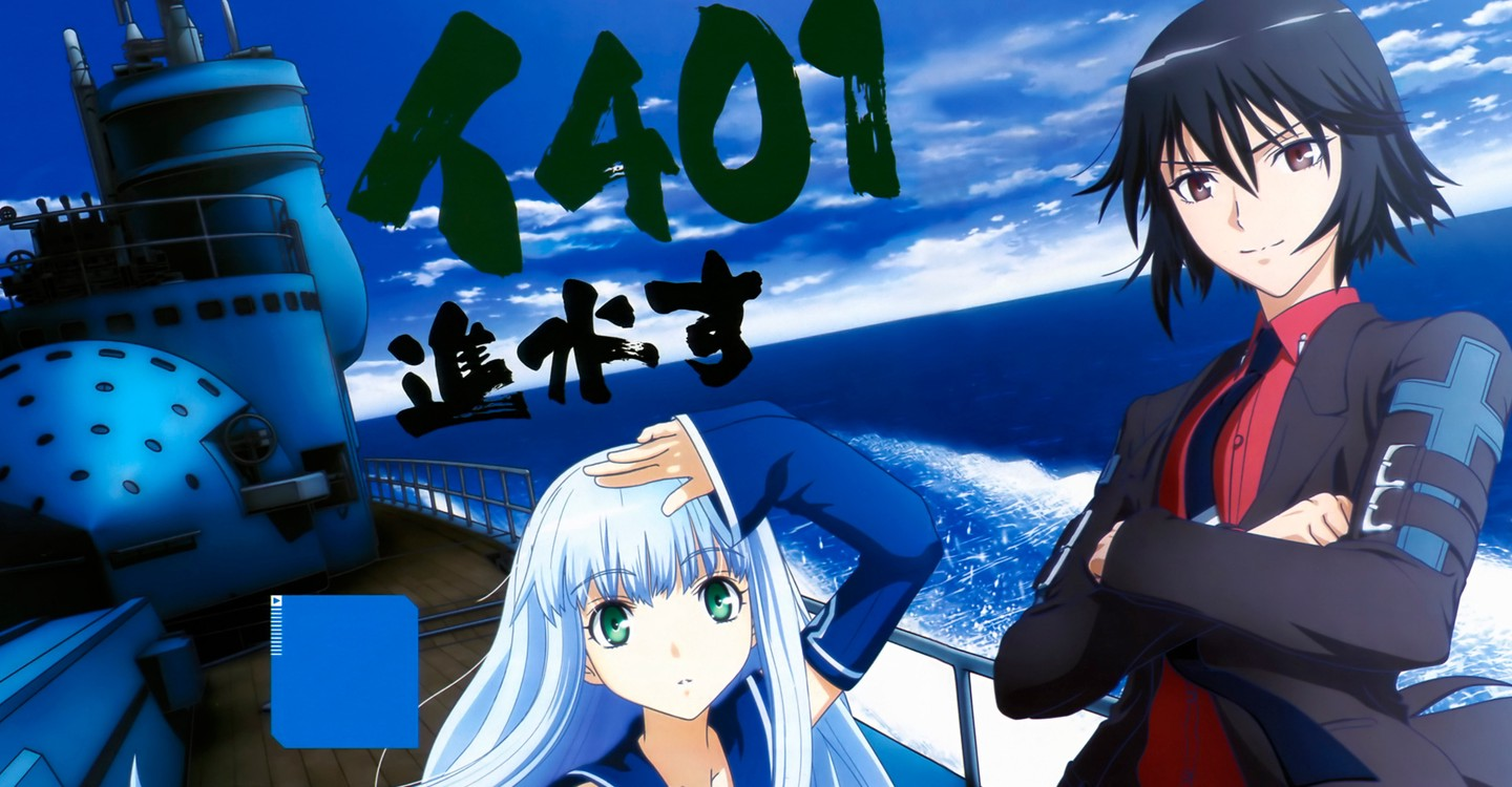 Arpeggio of Blue Steel: Ars Nova Season 1 - streaming online