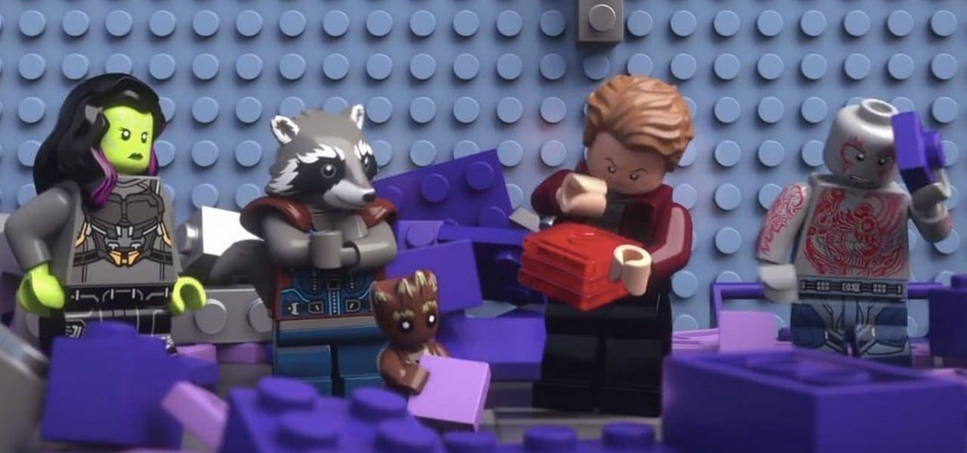 LEGO Marvel Super Heroes - Guardians of the Galaxy: The Thanos Threat